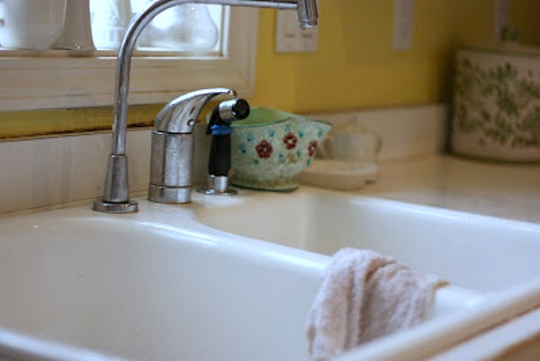 Clutter Countdown - Clean out the SINK!!
