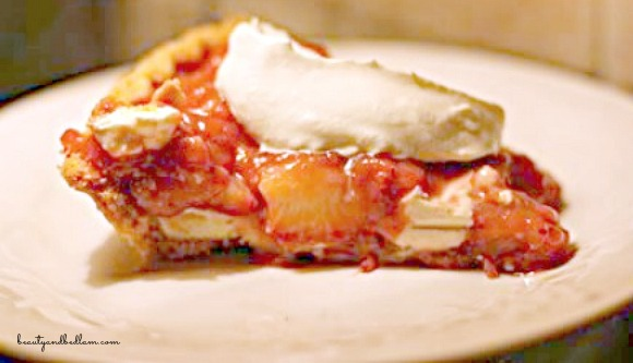 easy strawberry pie Easy Strawberry Pie