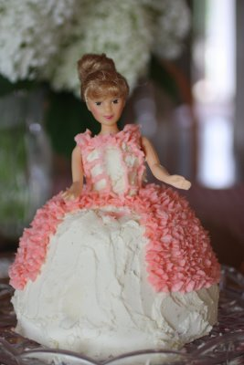 How to Make a Barbie Cake: A Birthday Delight