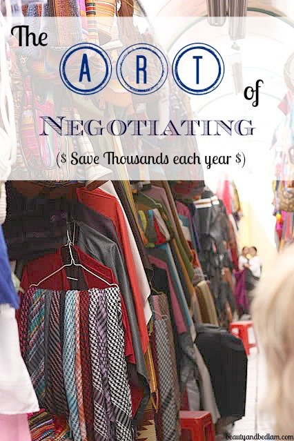 Save Thousands by Learning to Negotiate