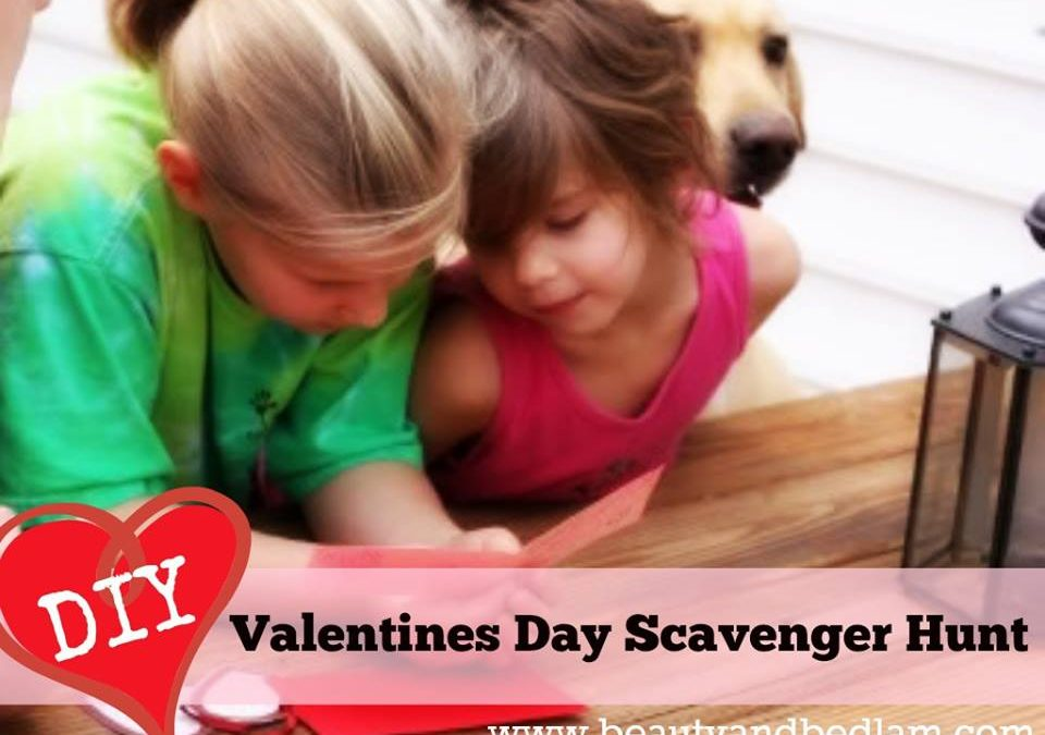 Valentine's Tradition – Treasure Hunt of Love