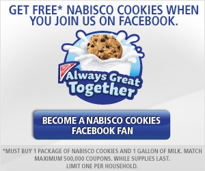 Sharing Cookie Memories (and some free coupons from Nabisco)