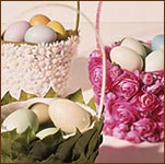 DIY – Creating Beautiful Easter Baskets: Easter Basket Ideas