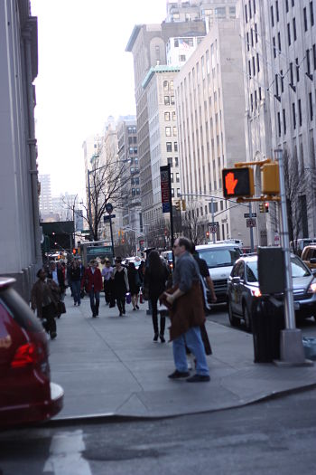 streets of New York city_opt
