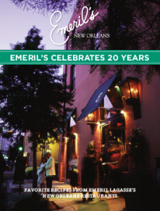 Free Cookbook download: Emeril's 20th Anniversary
