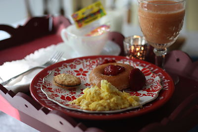 bfast in bed opt Breakfast in Bed – Not Just for Special Occasions