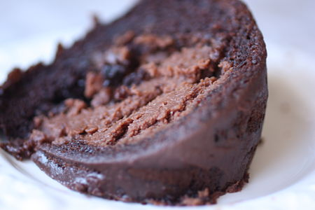 Oh my word!! Easy chocolate cream cheese cake with a hint of coffee. Need I say more?