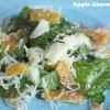 Apple Almond Salad