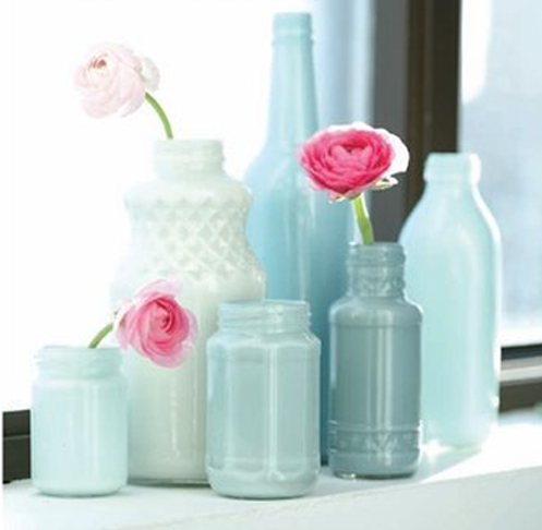 Trash to Treasure – Using Glassware to Decorate (vlog)