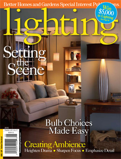 Free better homes and gardens lighting magazine for Free home magazines