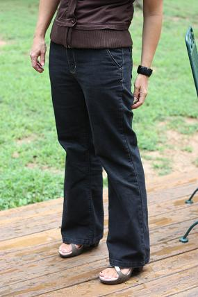 eddie bauer jeans $1
