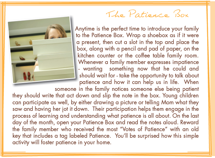 The Patience Box