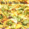 Taco Salad – Great Meal for Large Groups
