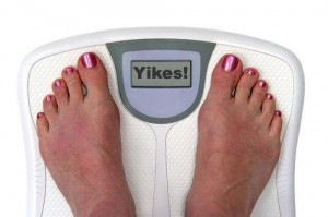 weight scale 300x199 The Weight Loss Roller Coaster