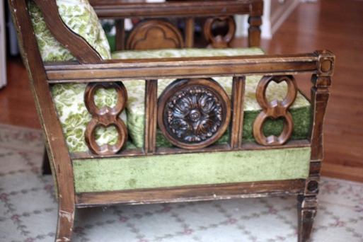 wooden carved furniture