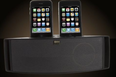 Altec's Octive Duo Ipod/iphone Docking Station/Radio-Holiday Giveaway