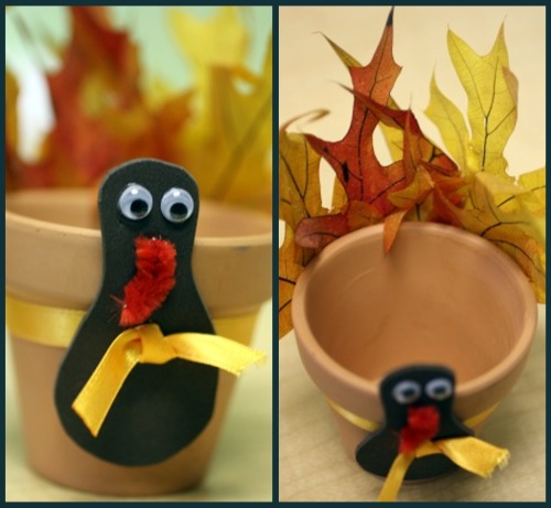 Easy Thanksgiving Craft