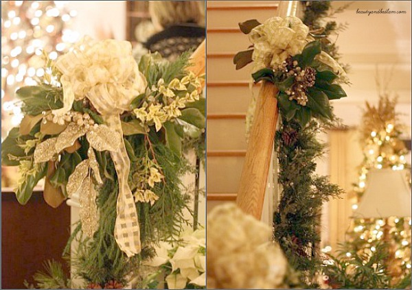today - Christmas Mantel Decorations Garland