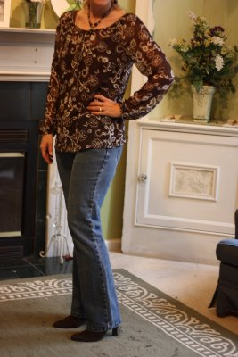 frugal fashion blog Anne Taylor
