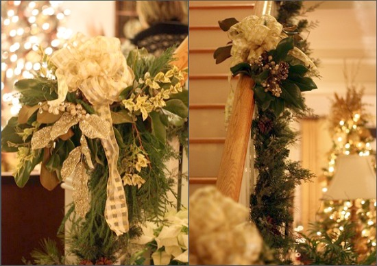 Christmas Mantel Decorations, Christmas Mantle Decorating Ideas ...
