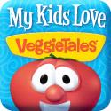 veggie tales button