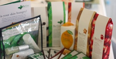 Be Fine Natural Skin Care Giveaway