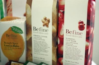 Be Fine skin care