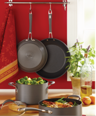 Better Homes and Garden Cookware Set Giveaway
