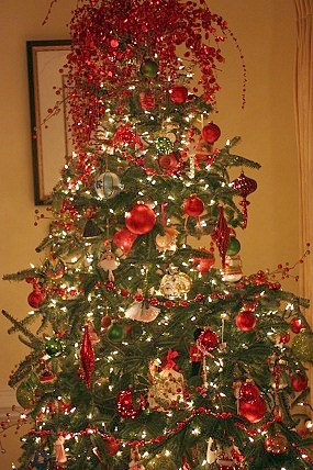 Decorating Christmas Tree Ideas