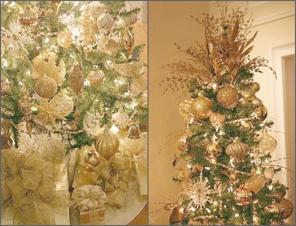 Decorating Ideas > My Christmas Holiday Decor And More…  Balancing Beauty  ~ 060045_Christmas Decorating Ideas Gold