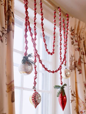 Wonderful ideas - Frugal Christmas Decorating IDeas