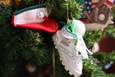 golf ornaments