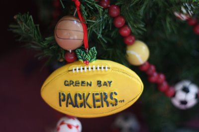 packers ornaments