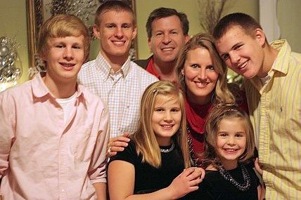 schmidt family christmas 2010