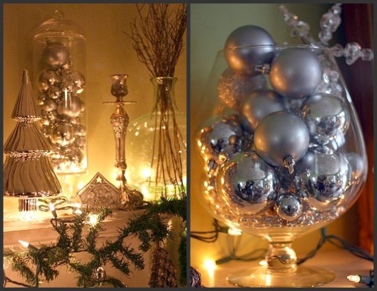 tons of ideas without spending a dime - Christmas Decorating On A Dime