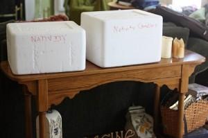repurposing containers