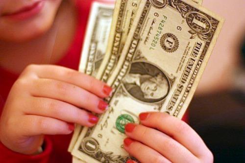 Raising Money Saving Kids