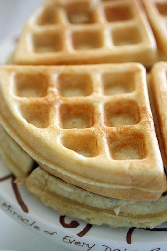 Homemade Waffle Recipe, Waffle Recipe Variations