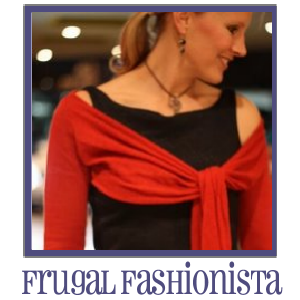 Frugal Fashionista…Contentment