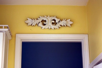 Do You Decorate Above Your Doors? - Balancing Beauty and Bedlam