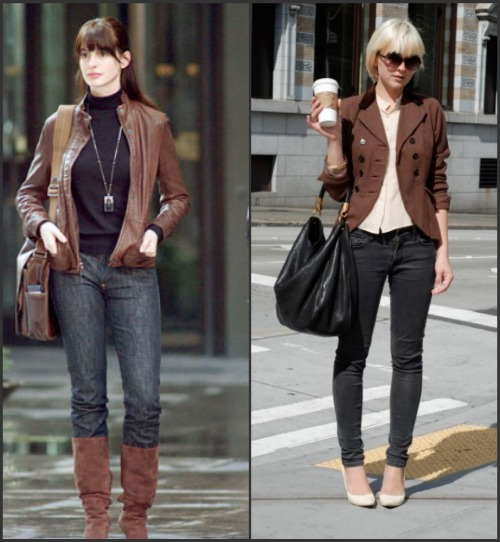Can you wear black and brown together?
