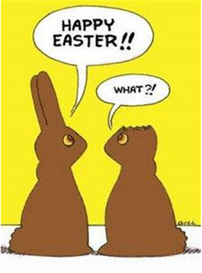Share Easter Laughter with a Time of Joke Telling