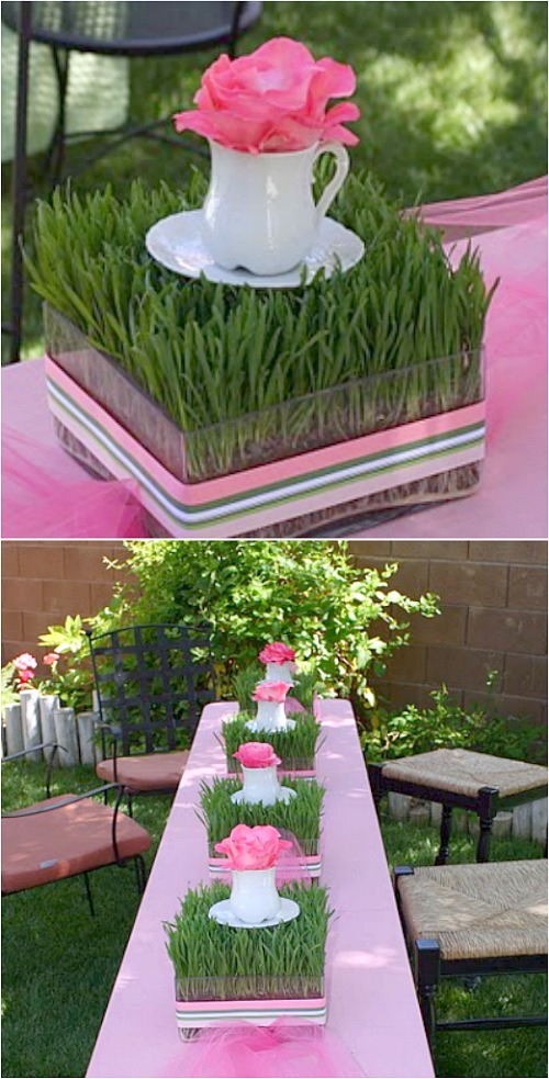 Inexpensive table centerpieces cheap centerpiece ideas Cheap table decoration ideas