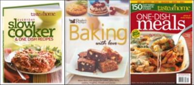 Tasty Tuesday – Cookbooks Galore