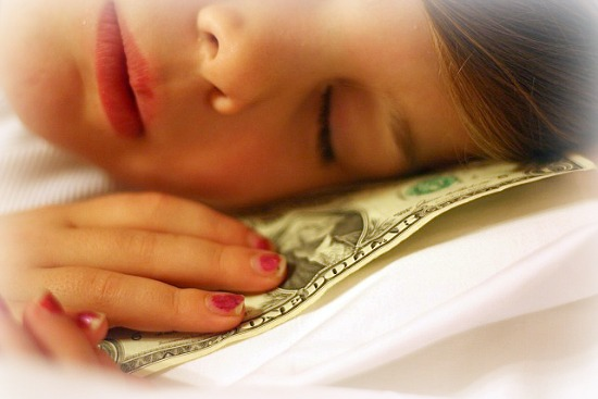 How should allowances be handled with children?