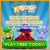 Free On-Line Reading Games for Kids