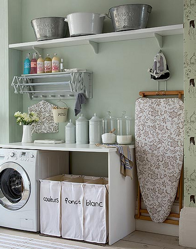 Laundry Room Decorating Ideas, Dream Laundry Rooms, Laundry Room ...