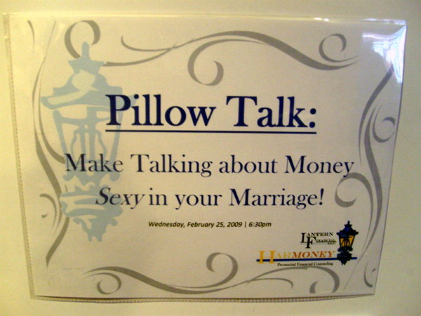 Money Talk is Sexy