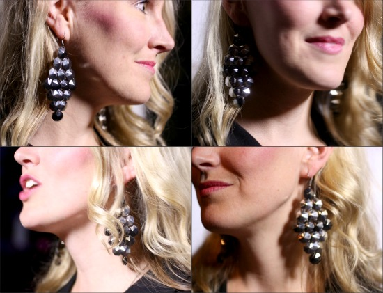 shop the look earrings No Spend Red Carpet Style   Frugal Fashionista NYC