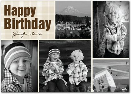 free personalize photo bday card today only  balancing beauty, Birthday card